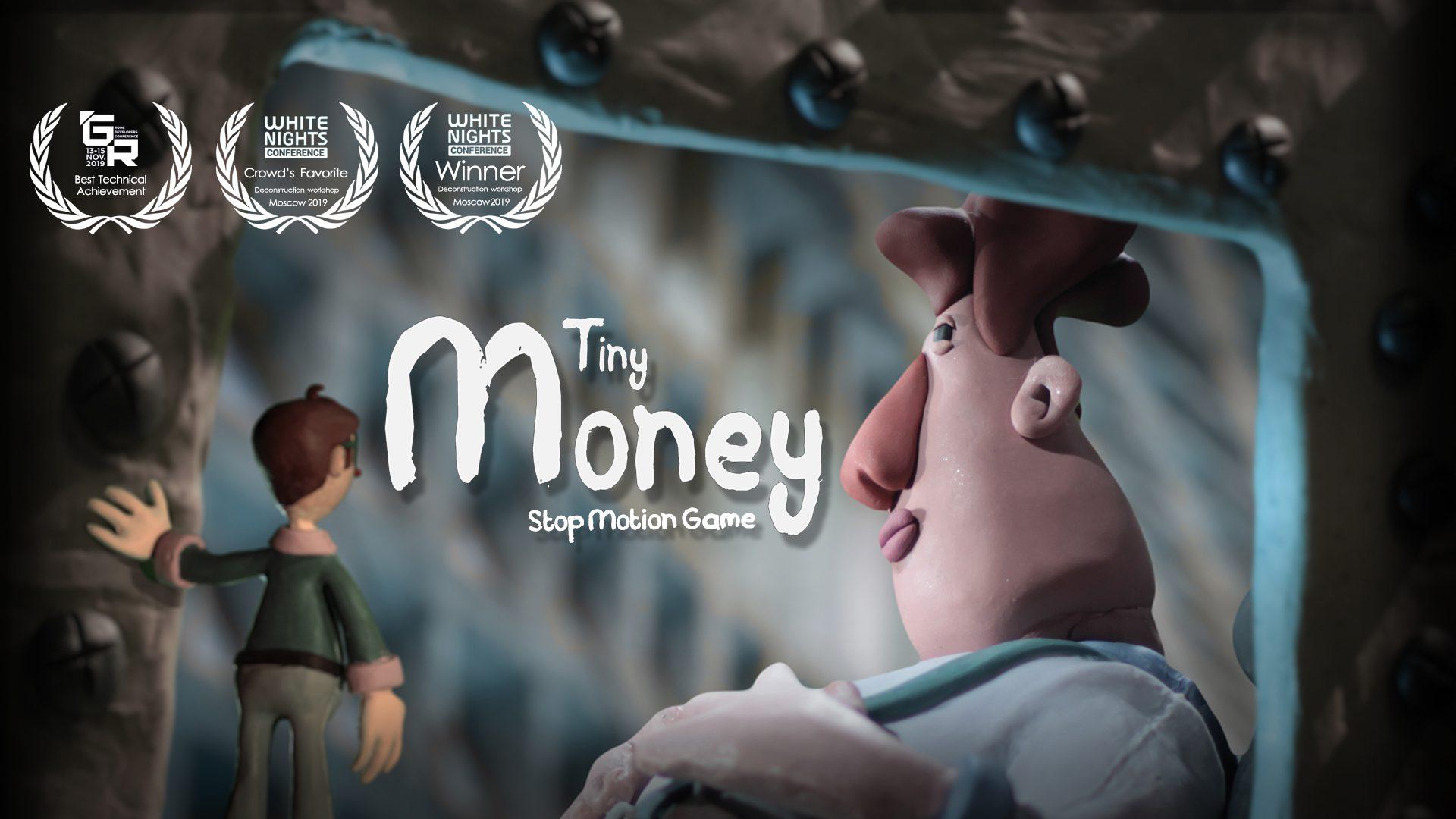 Tiny Money Cover