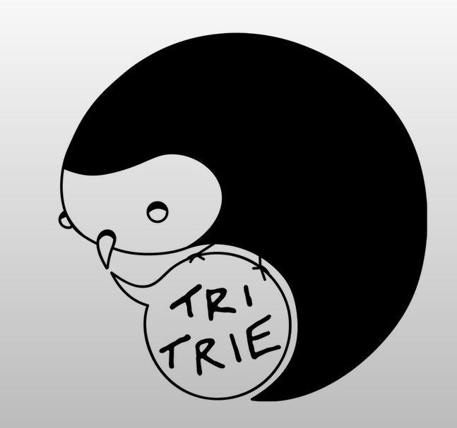 TriTrie