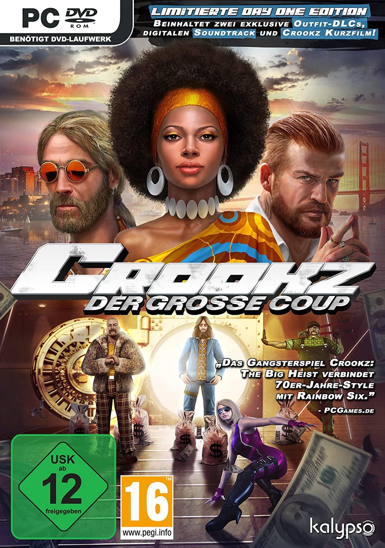 Crookz Cover