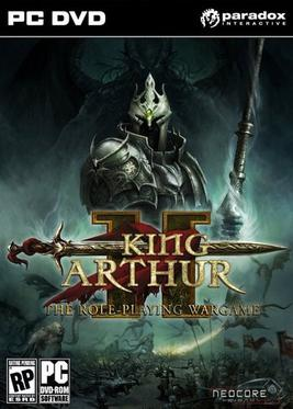 King Arthur 2 Cover