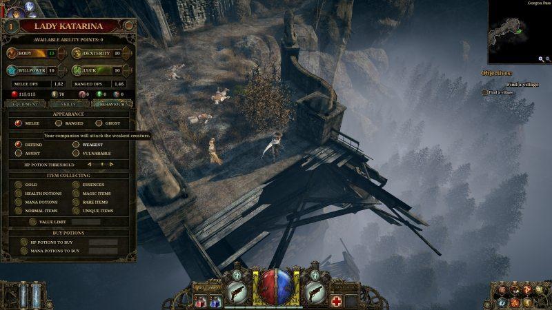 Van Helsing Screenshot 2