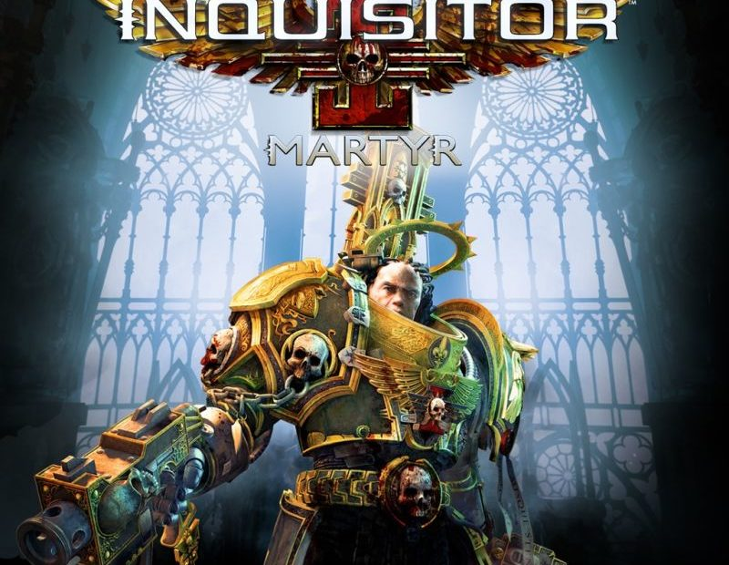 Warhammer Inquisitor Martyr Cover