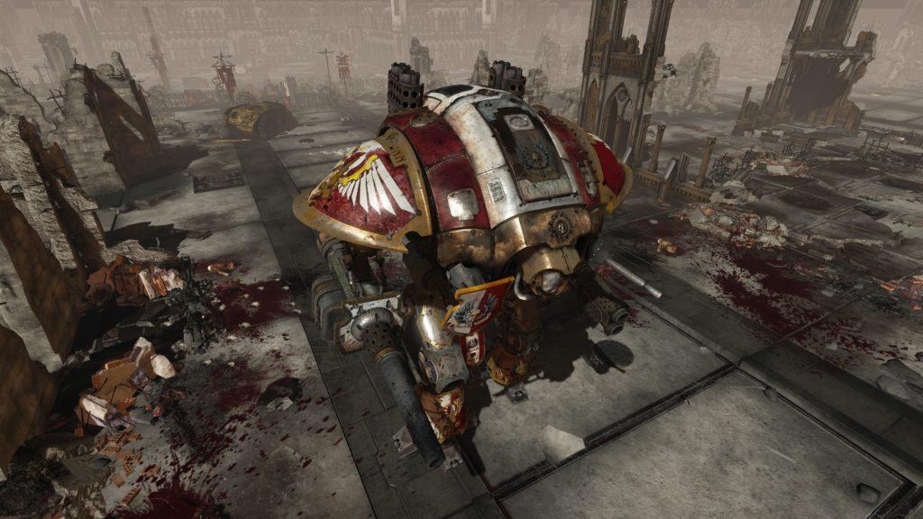 Warhammer Inquisitor Martyr Screenshot