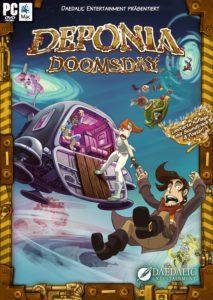 Deponia Doomsday Cover