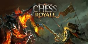 Might Magic Chess Royale Cover