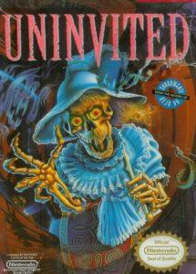 Uninvited Cover