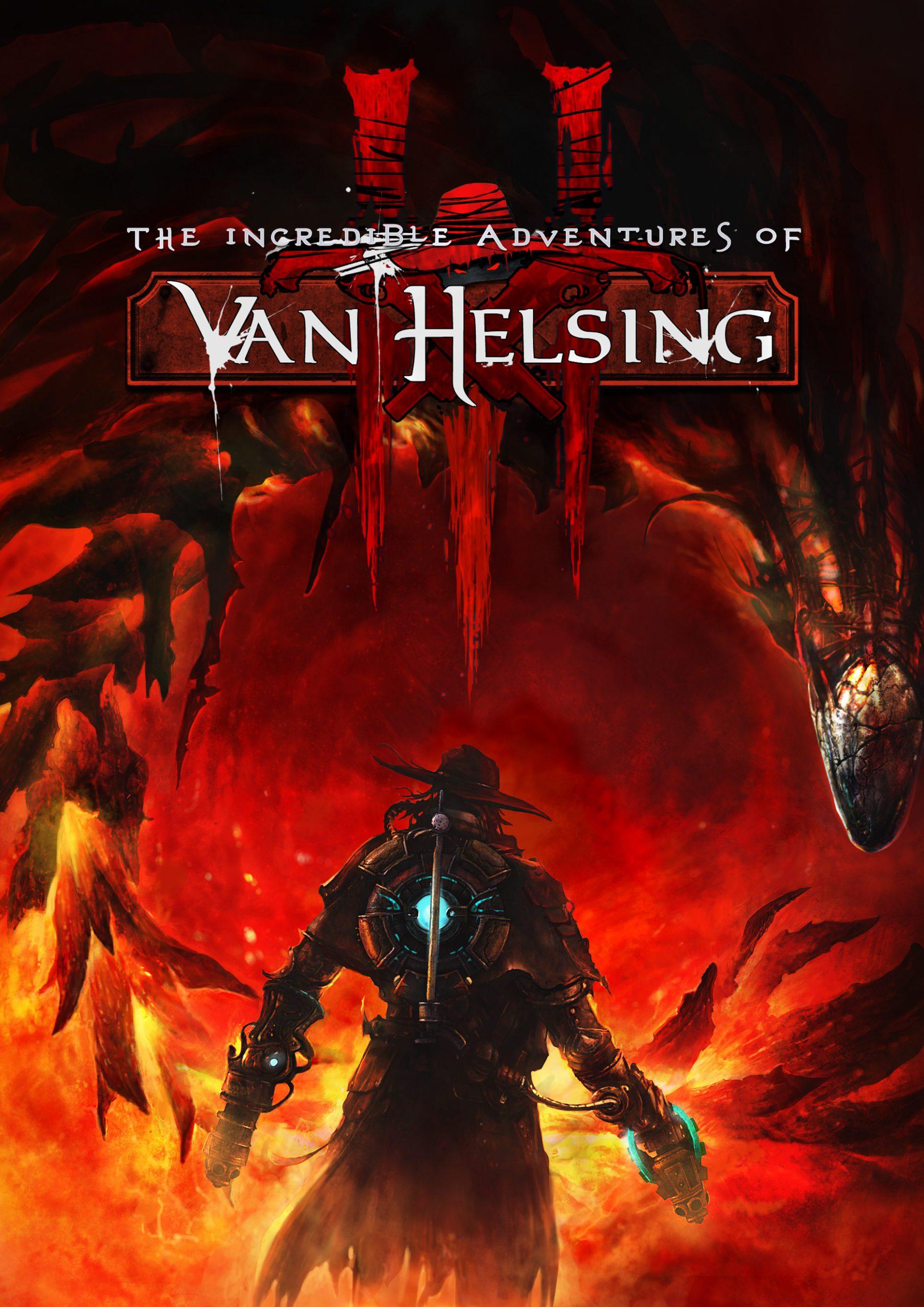 Van Helsing 3 Cover
