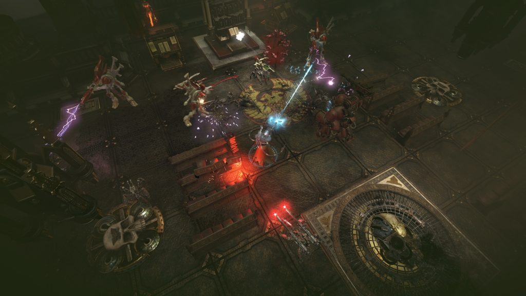 Warhammer Inquisitor Prophecy Screenshot