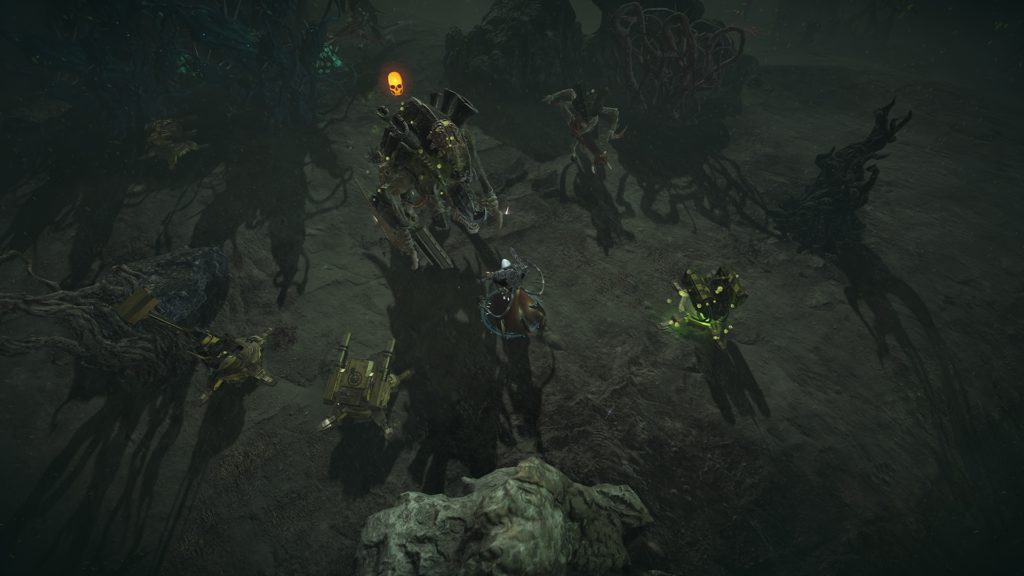 Warhammer Inquisitor Prophecy Screenshot 2