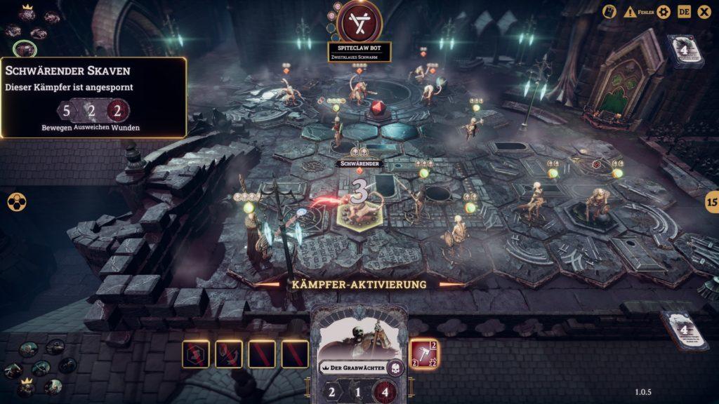 Warhammer Underworlds Online Screenshot