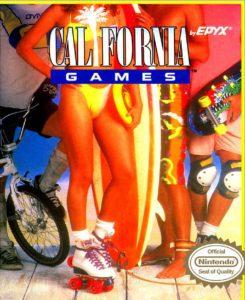 California-Games-Cover