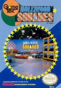 Hollywood Squares Cover