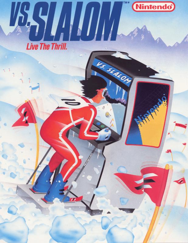 Vs Slalom Cover