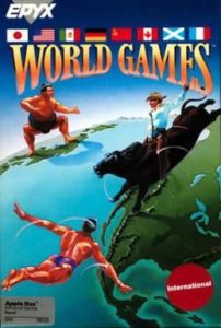 World Games Cover