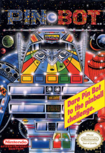 Pinbot Cover