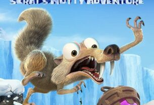 Ice Age Scrats Nutty Adventure Cover