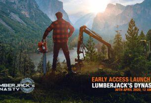 Lumberjack's Dynasty Cover