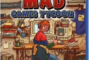 Mad Games Tycoon Cover
