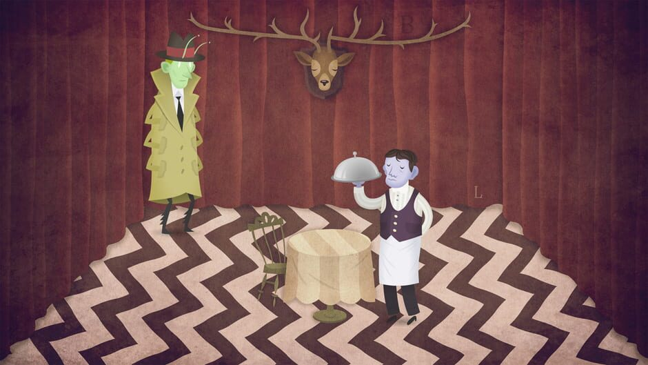 Franz Kafka Video Game Screenshot 2