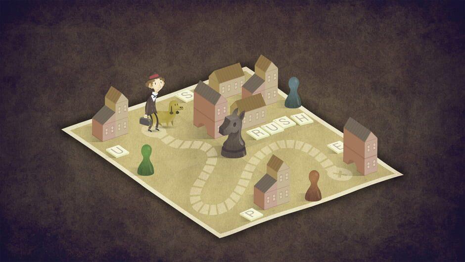 Franz Kafka Video Game Screenshot
