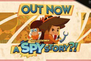 Holy Potatoes A Spy Story Cover
