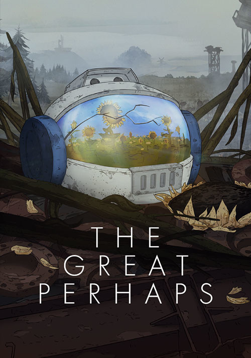 The Great Perhaps Cover