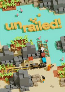 Unrailed Cover