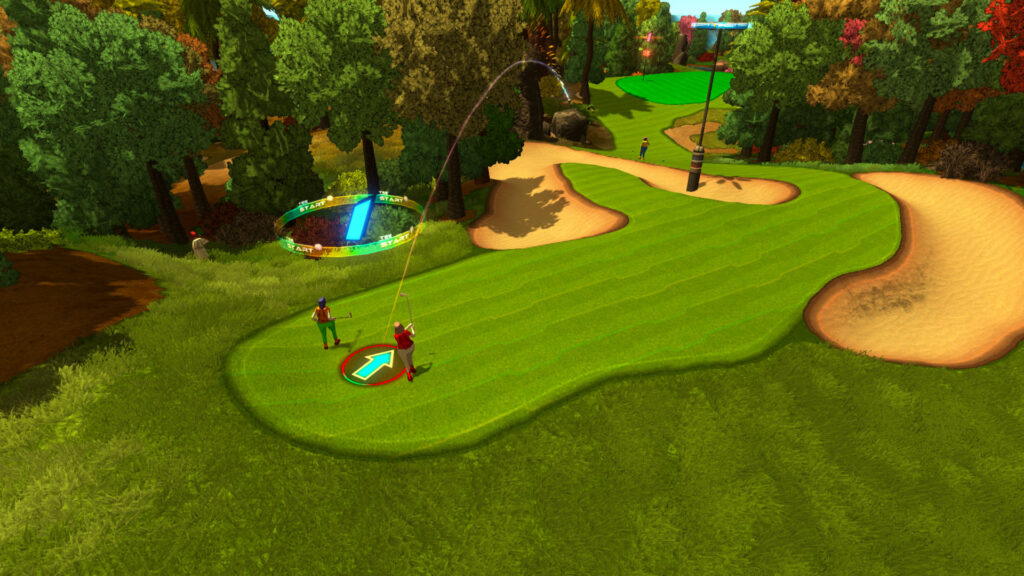 Golftopia Screenshot 2
