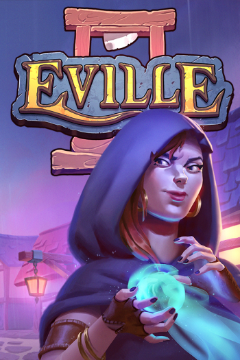 Eville Cover