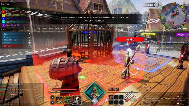 Eville Screenshot