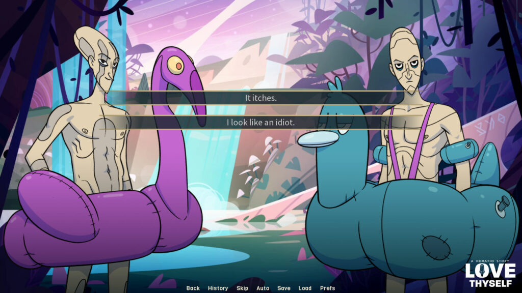 Love Thyself Screenshot 2