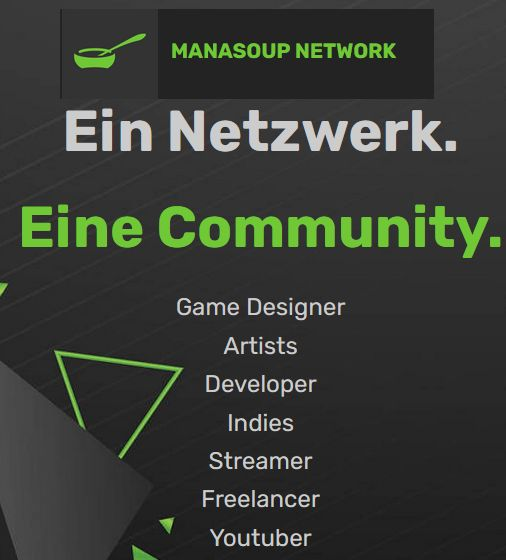 Manasoup Network