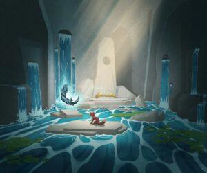 Nura_s Wish - Concept Art Water