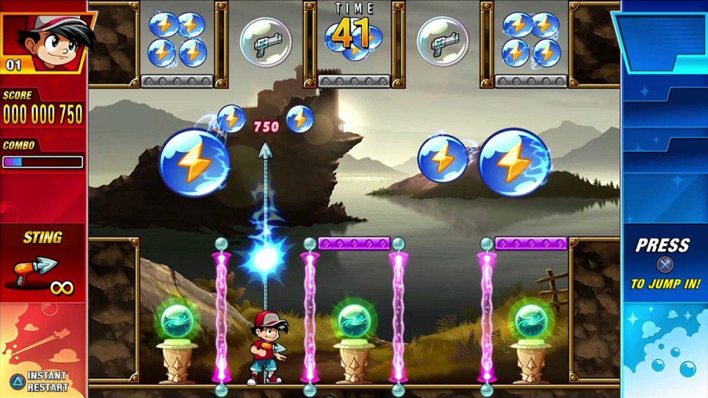 Pang screenshot
