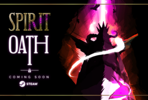 Spirit Oath Cover